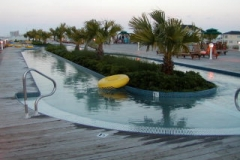 Caribe's lazy river